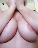 Big boob slut gets naked and they love to fuck.