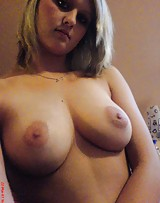 Cute gf flashes her huge tits and she has the nicest nipples.
